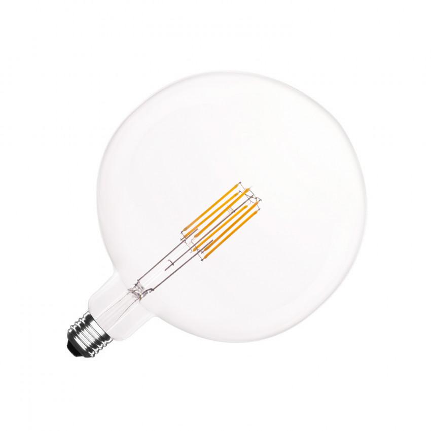 Bombilla LED E27 Regulable Filamento Big Supreme G200 6W