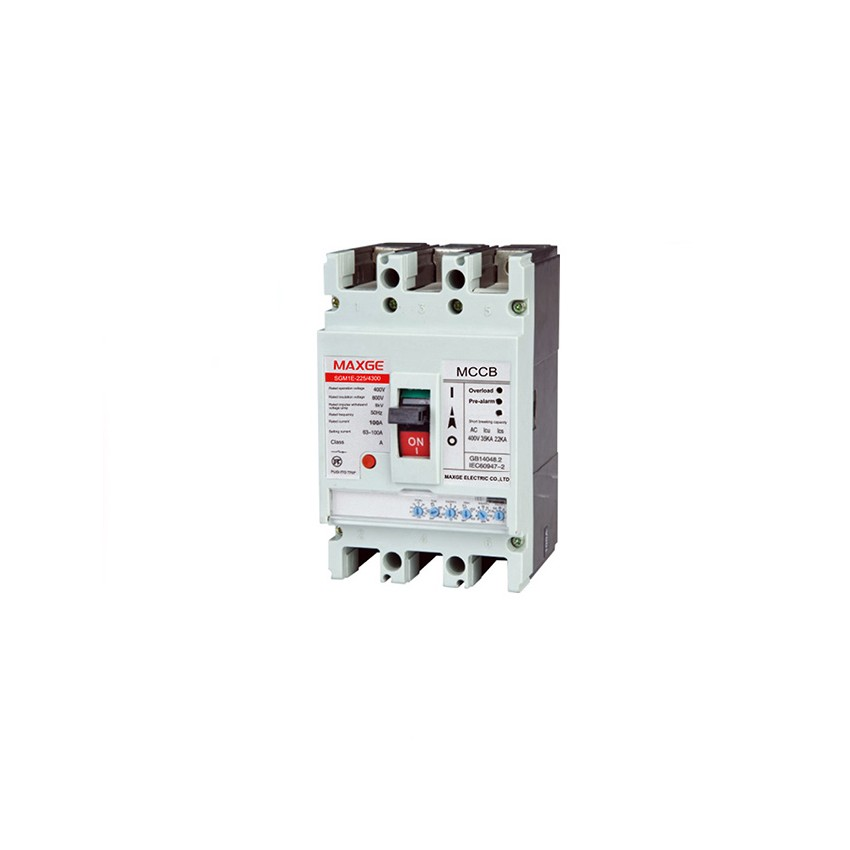 Interruptor Caja Moldeada 3P-35kA
