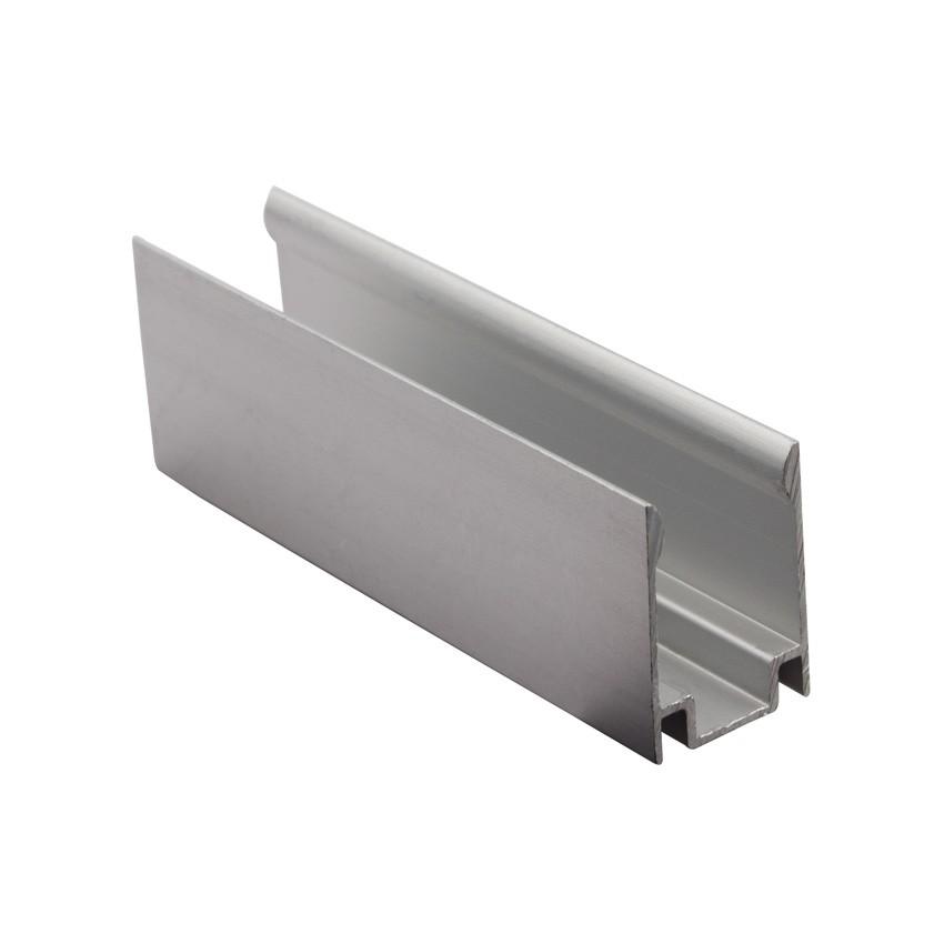 Clip de Fixação de Alumínio para Mangueira Néon LED Flexivél RGB
