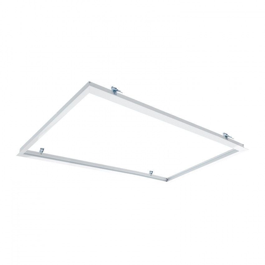 Marco Empotrable para Paneles LED 120x60cm