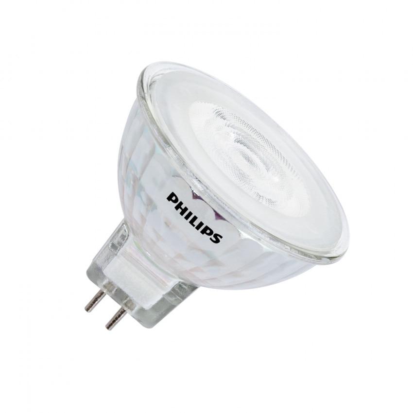 Lâmpada LED GU5.3 MR16 12V Regulável PHILIPS SpotVLE 36º 5.5W