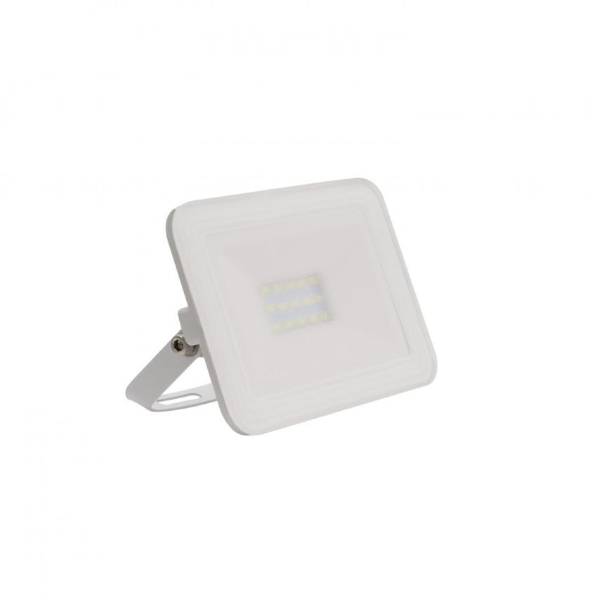 Foco Projector LED Slim Cristal 10W Branco