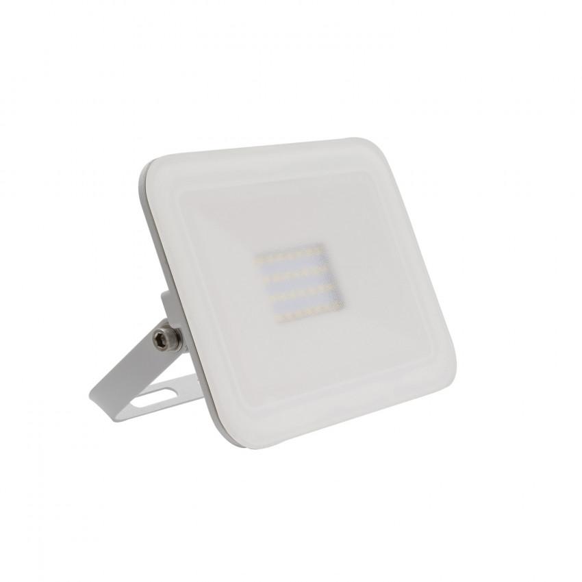 Foco Proyector LED 20W 120lm/W Slim Cristal Blanco