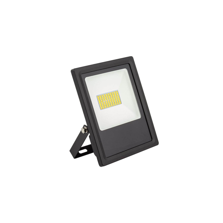 Foco Proyector LED Slim Cristal 10W Blanco Blanco C/álido 3000K-3500K