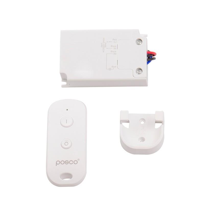 Controlador LED ON/OFF por Controle Remoto RF