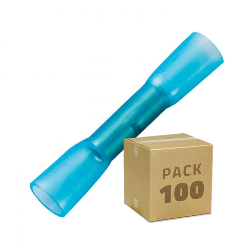 Pack 100 Unidades Terminal de Empalme Termoretráctil BHT 2