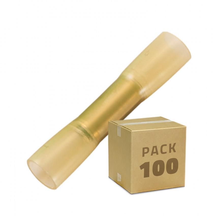 Pack 100 Unidades Terminal de Empalme Termoretráctil BHT 5