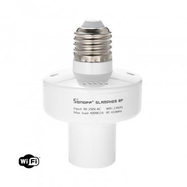 SONOFF Slampher RF Porta Lampara Control WIfI/Remoto