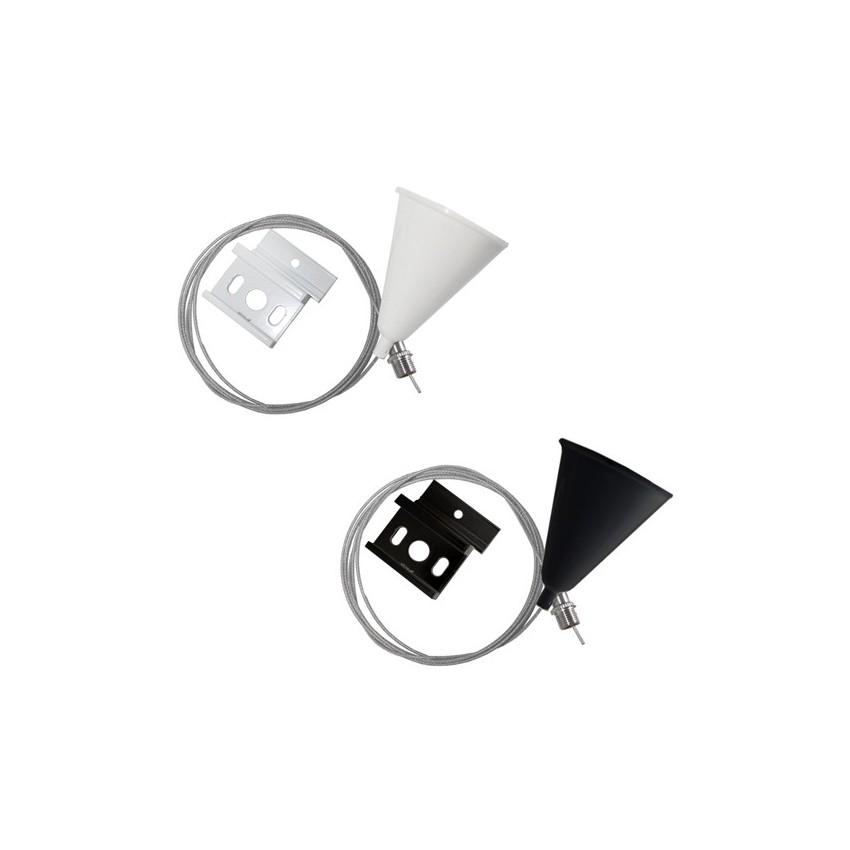 Kit de Suspensão para Carríl Monofásico UltraPower