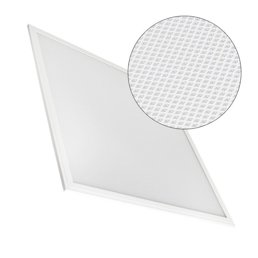 Panel LED 60x60cm 40W 4000lm Slim Emergencia (UGR17) LIFUD