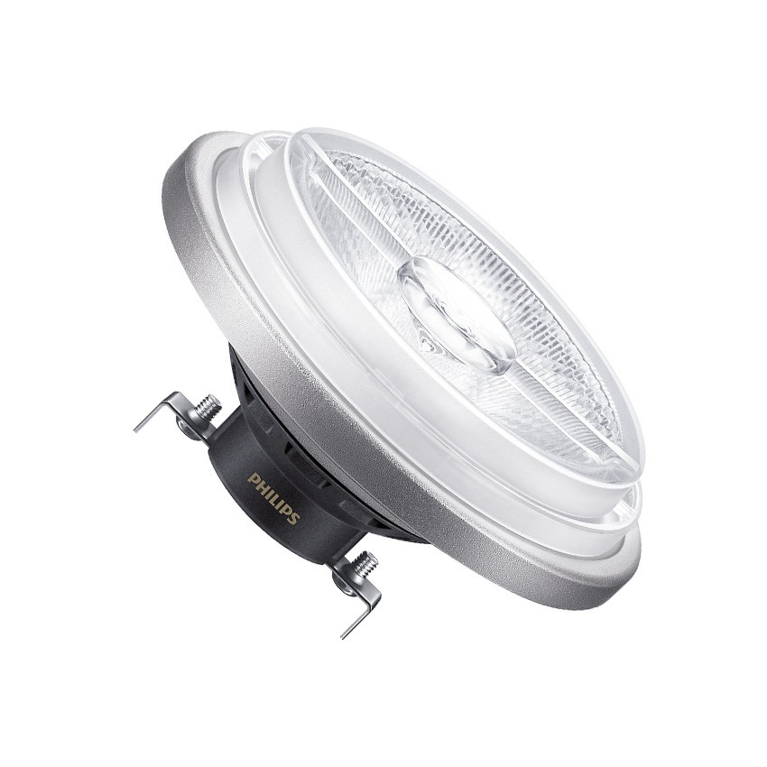 Bombilla LED AR111 12V Regulable PHILIPS SpotLV 24º 15W