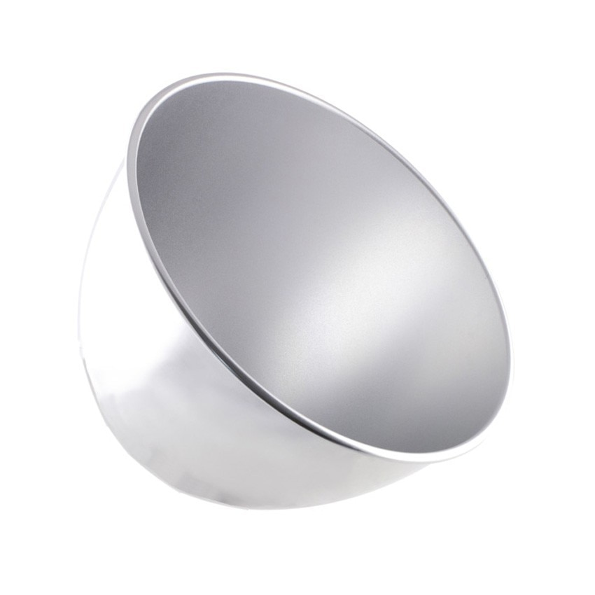Reflector 90º de Alumínio para Campânulas Industriais LED