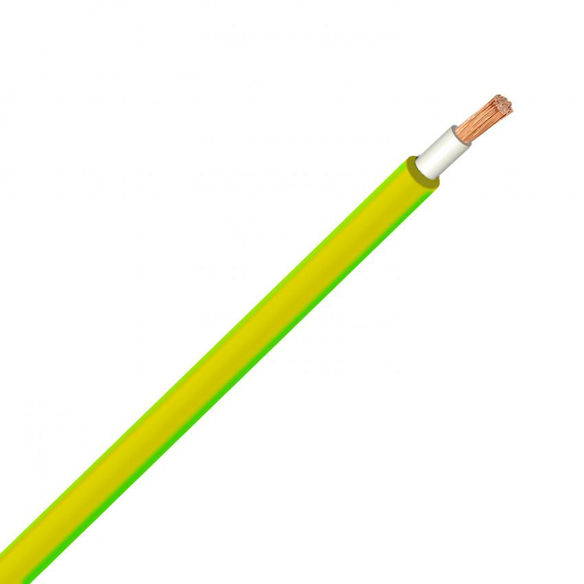 Cabo 6mm² H07V-K Amarelo/Verde