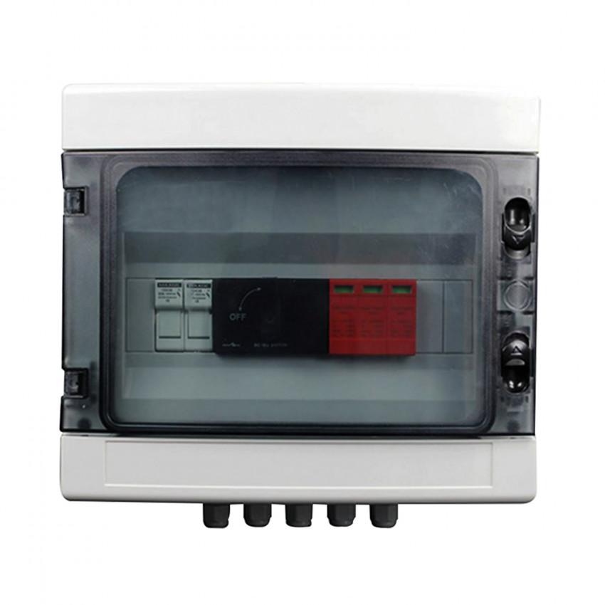 Quadro de Proteção PV MAXGE 500V DC IP65