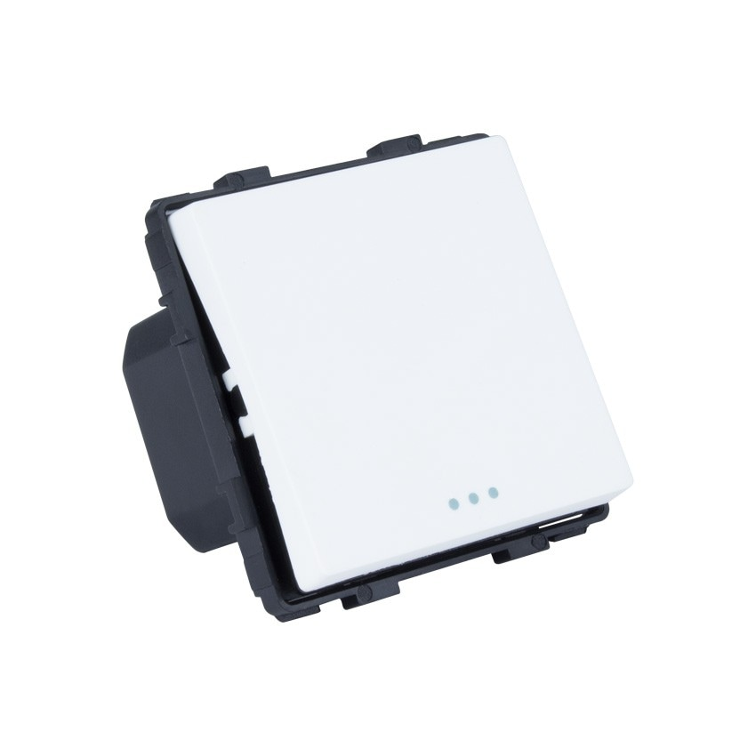 Interruptor Simples Pulsador Modern