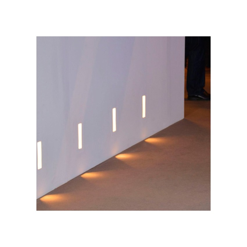 Integración Pared LED Ube 1W