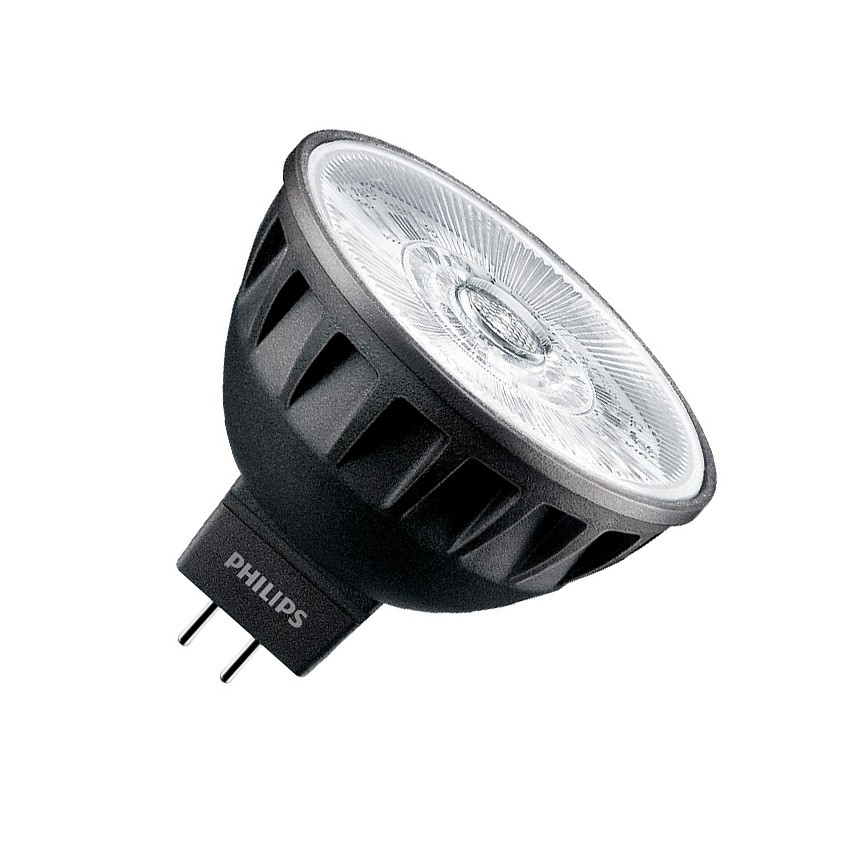 Lâmpada LED GU5.3 MR16 Regulável PHILIPS CRI 92 ExpertColor 12V 36º 7.5W
