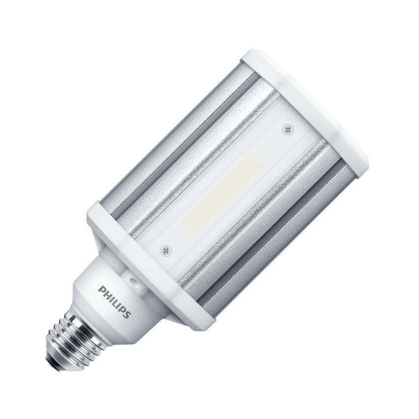 Lâmpada LED PHILIPS TrueForce Iluminação Pública E27 33W Frost HPL