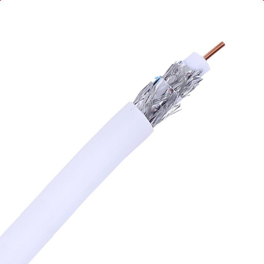 300m Cable Coaxial RG59 Cobre-Aluminio Antena TV
