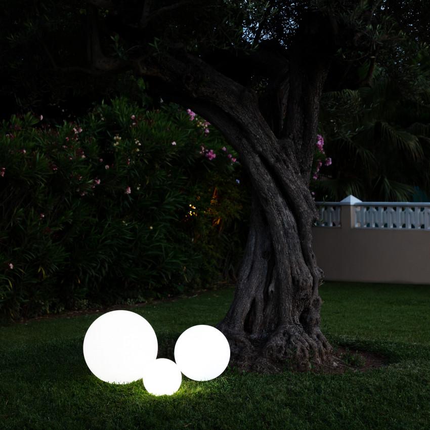 Esfera LED Solar 25cm