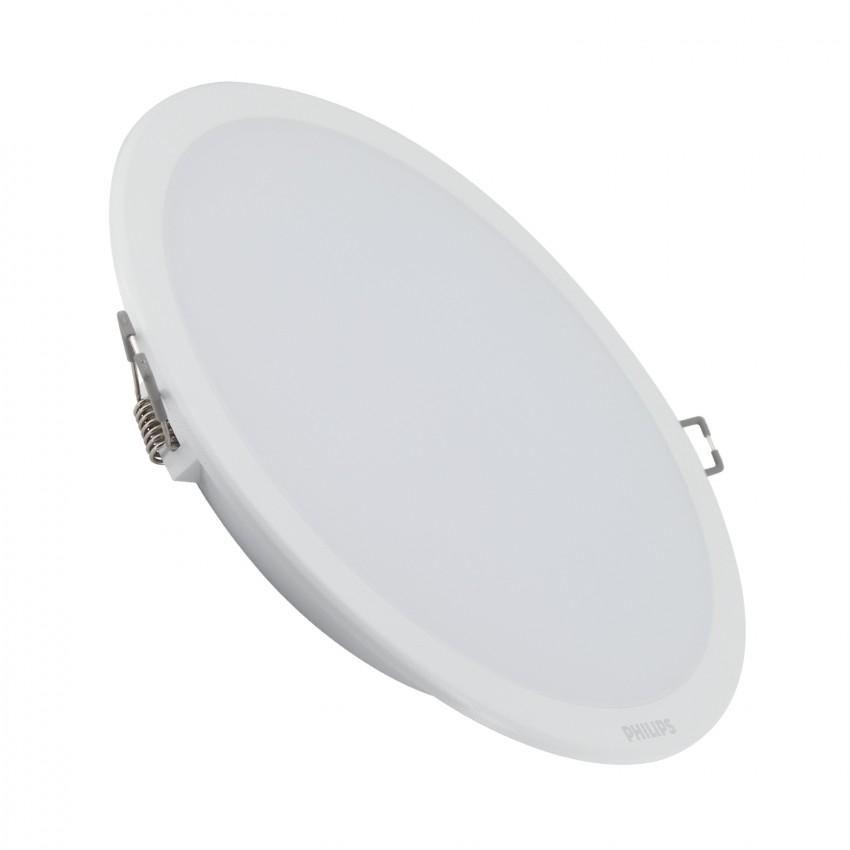 Downlight LED 22W PHILIPS Slim Ledinaire DN065B Corte Ø 200 mm