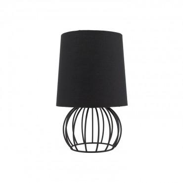 Lámpara de Sobremesa Lupe Negro
