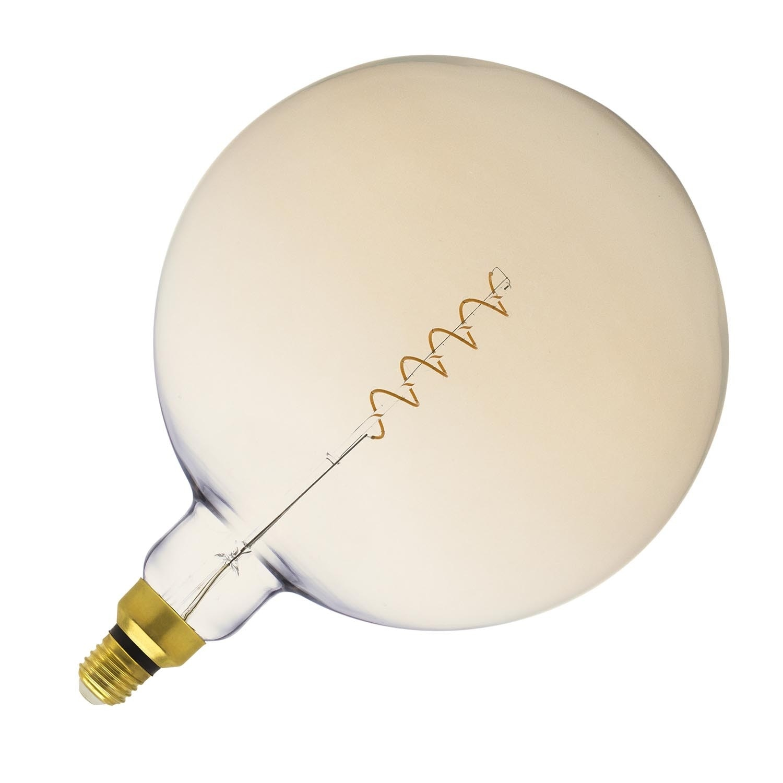 Bombilla LED E27 Regulable Filamento Gold Keito G250 4W