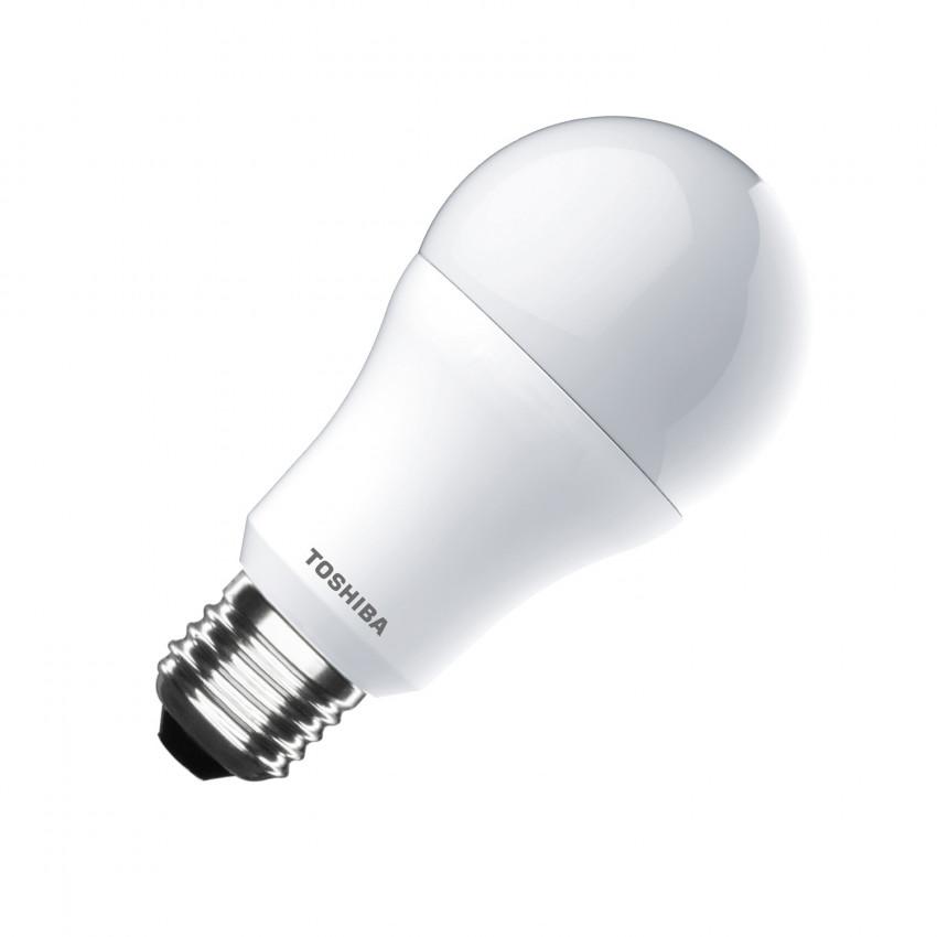 Bombilla LED TOSHIBA E27 A60 6.5W