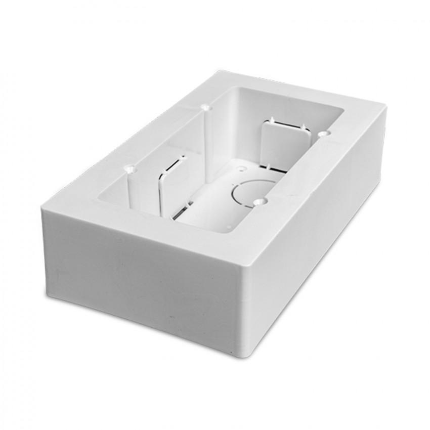 Caja Universal de Superfície 161x92x42 mm