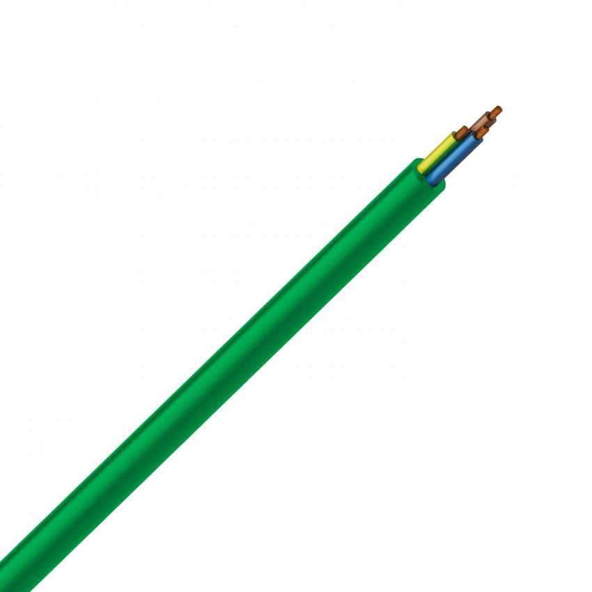 Cable Eléctrico Manguera 3x4mm² Libre Halógenos RZ1-K (AS)