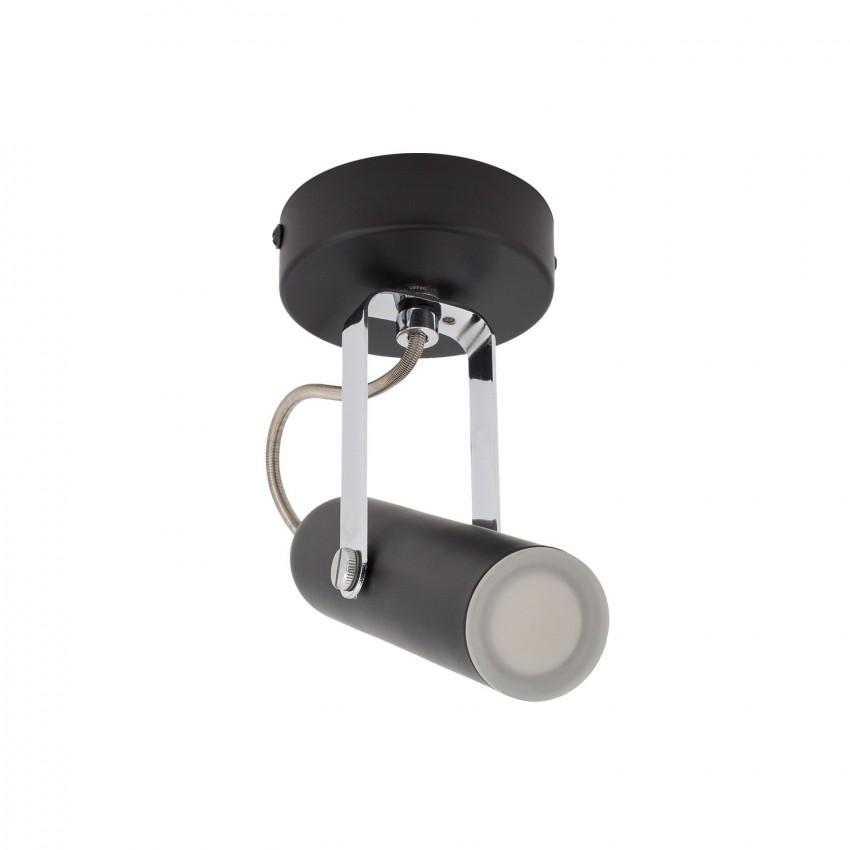Aplique LED Orientable Bari 1 Foco 4W Negro