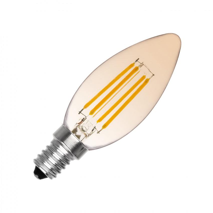 Bombillas LED E14 Filamento