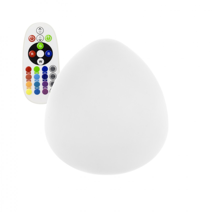 Egg LED RGBW  Recargable