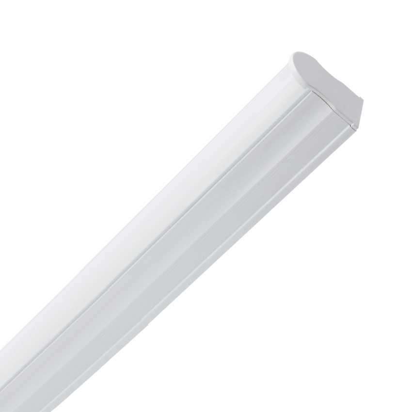 Régua com Tubo LED Integrado T5 Batten 1200mm 18W