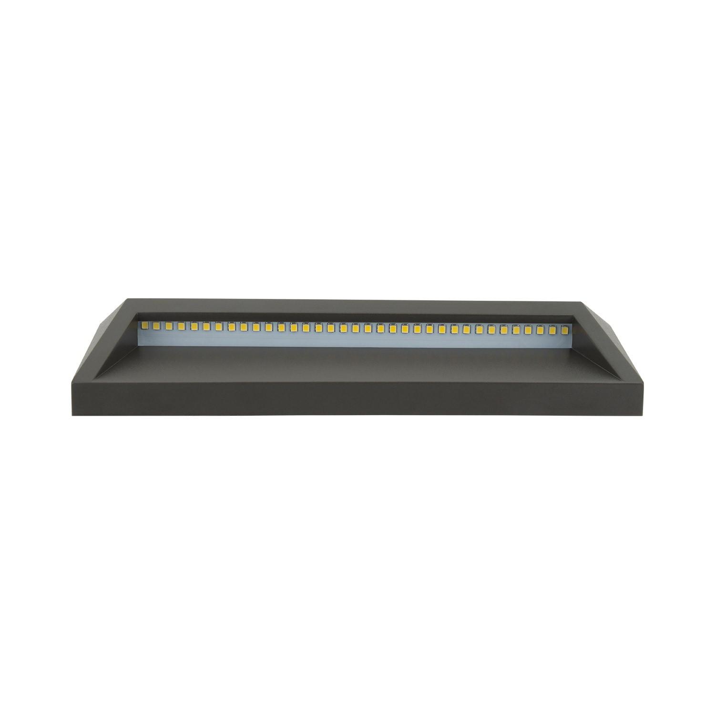 Baliza LED Clover Gris