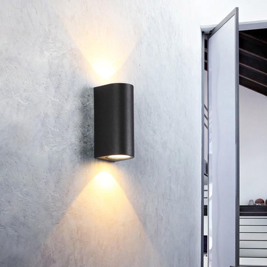 Aplique LED Big Gala Iluminação Dupla