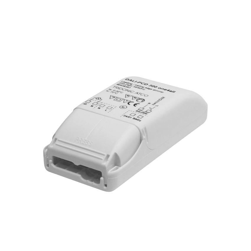 Regulador Digital de Fase DALI PCD 1-300 one4all TRIDONIC para Lâmpadas Halogeneas e Incandescentes