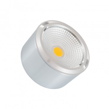 Plafón LED Style COB 7W Plata