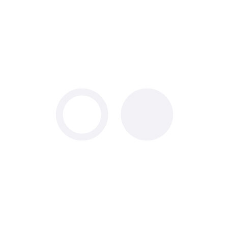 Placa Superfície LED Quadrada White Design 6W