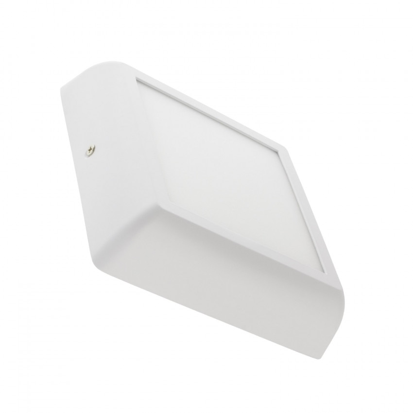 Plafón LED Quadrado Design 12W White