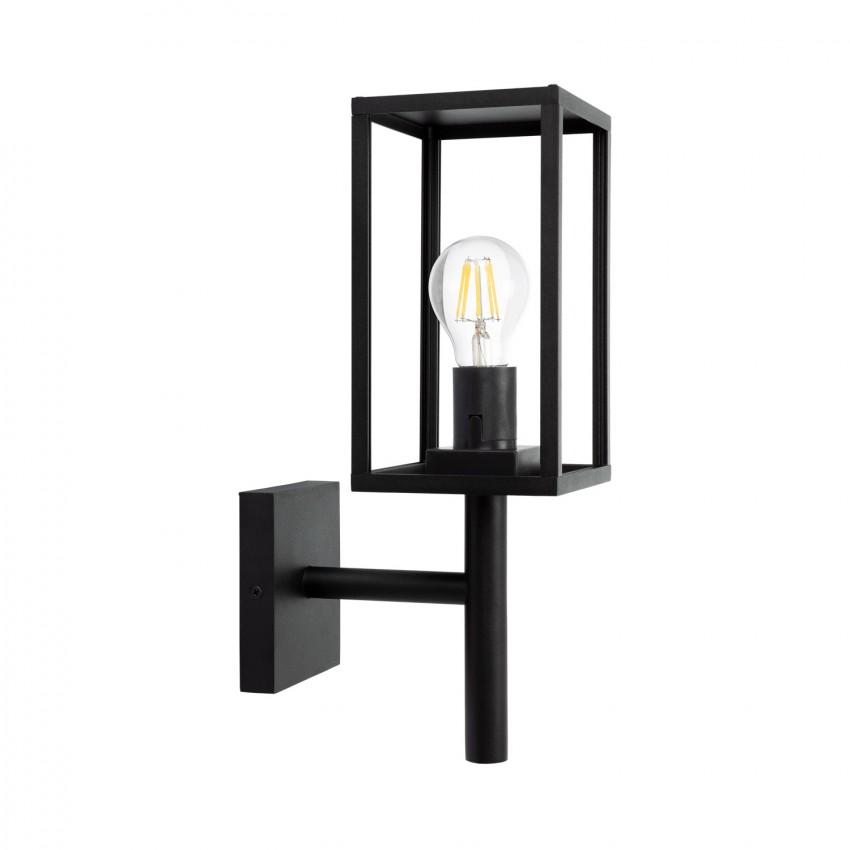 Lámpara de Pared Brazo Inferior Atrium Negro