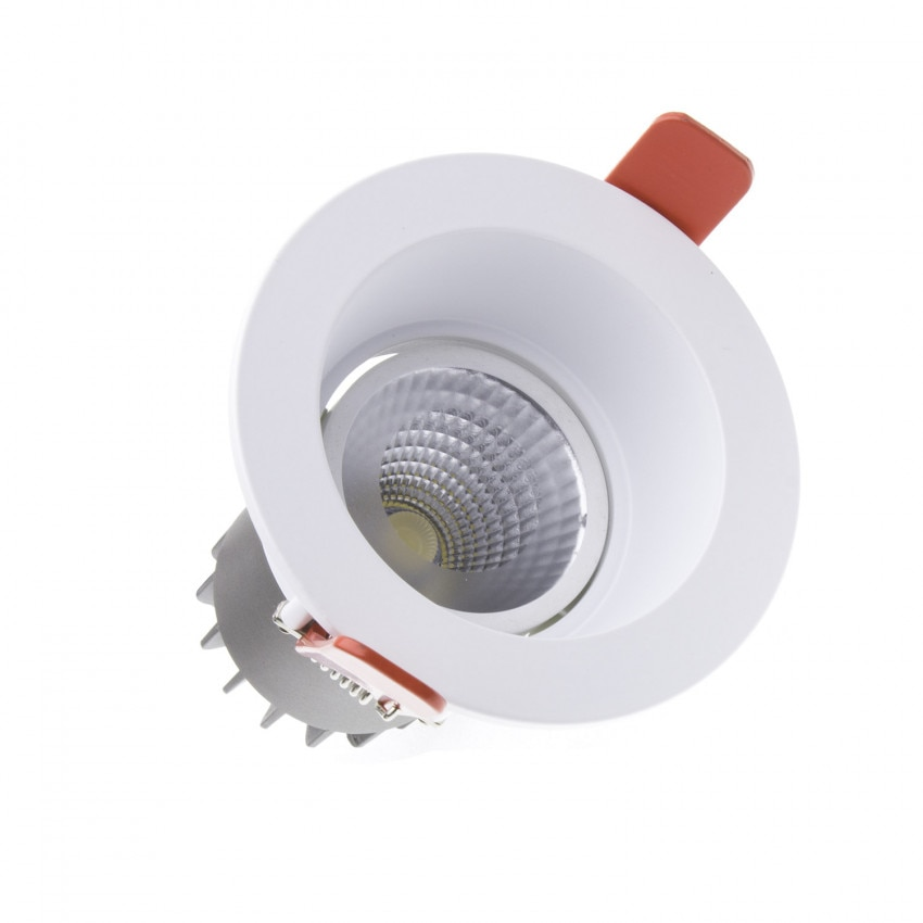 Foco Downlight LED CREE-COB Manhattan 10W LIFUD (UGR 19) Corte Ø 80 mm