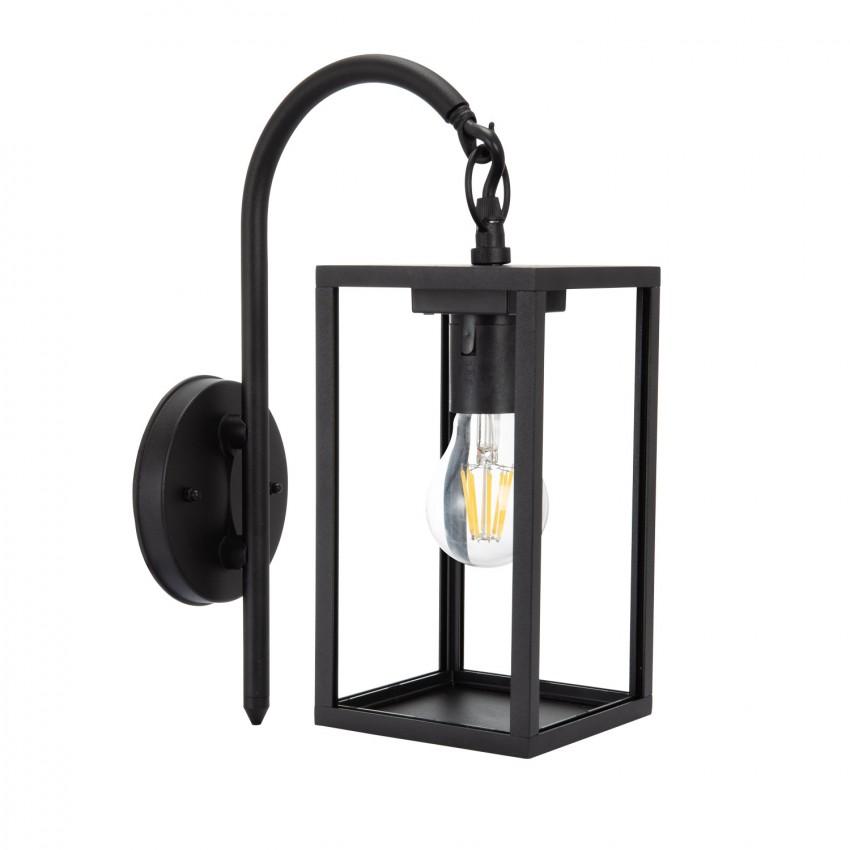 Lámpara de Pared Brazo Superior Atrium Negro