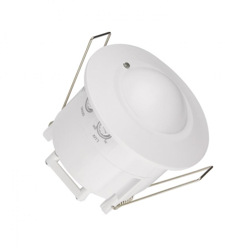 Detector de Movimiento Radar 360º Empotrable