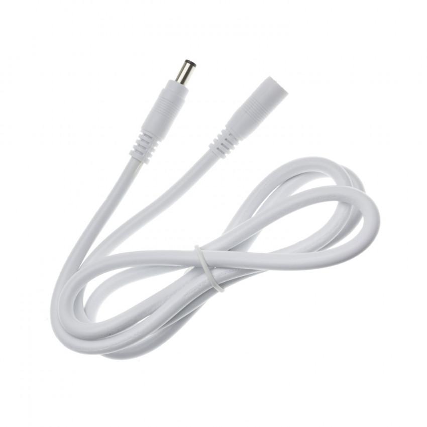 Cable Alargador Conexión Jack 1x1 1m