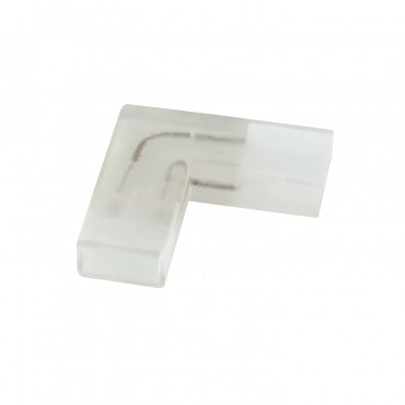 Conector Tipo L Fita LED SMD5050 Monocolor 220V AC