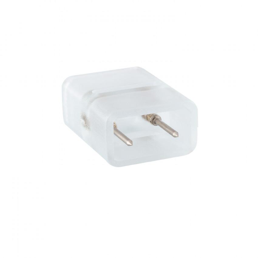 Conector Fita LED SMD5050 Monocôr 220V AC Corte cada 100cm