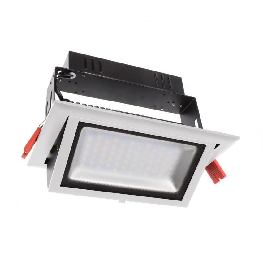 Foco Projector LED SAMSUNG 120lm/W Direccionável Rectangular Design 28W LIFUD