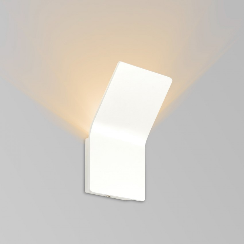 Aplique LED Lerna 6W Branco