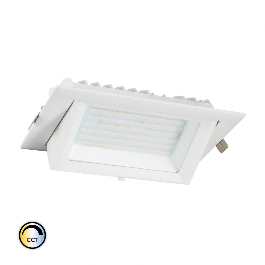 Foco Proyector Direccionable Rectangular LED 20W SAMSUNG 130lm/W CCT LIFUD